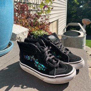 GUC Vans 11C girls sneakers